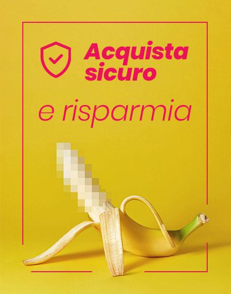 banner e-commerce preservativi online